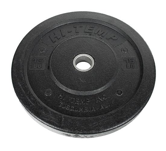 standard ht weight 15 lbs hi temp weights